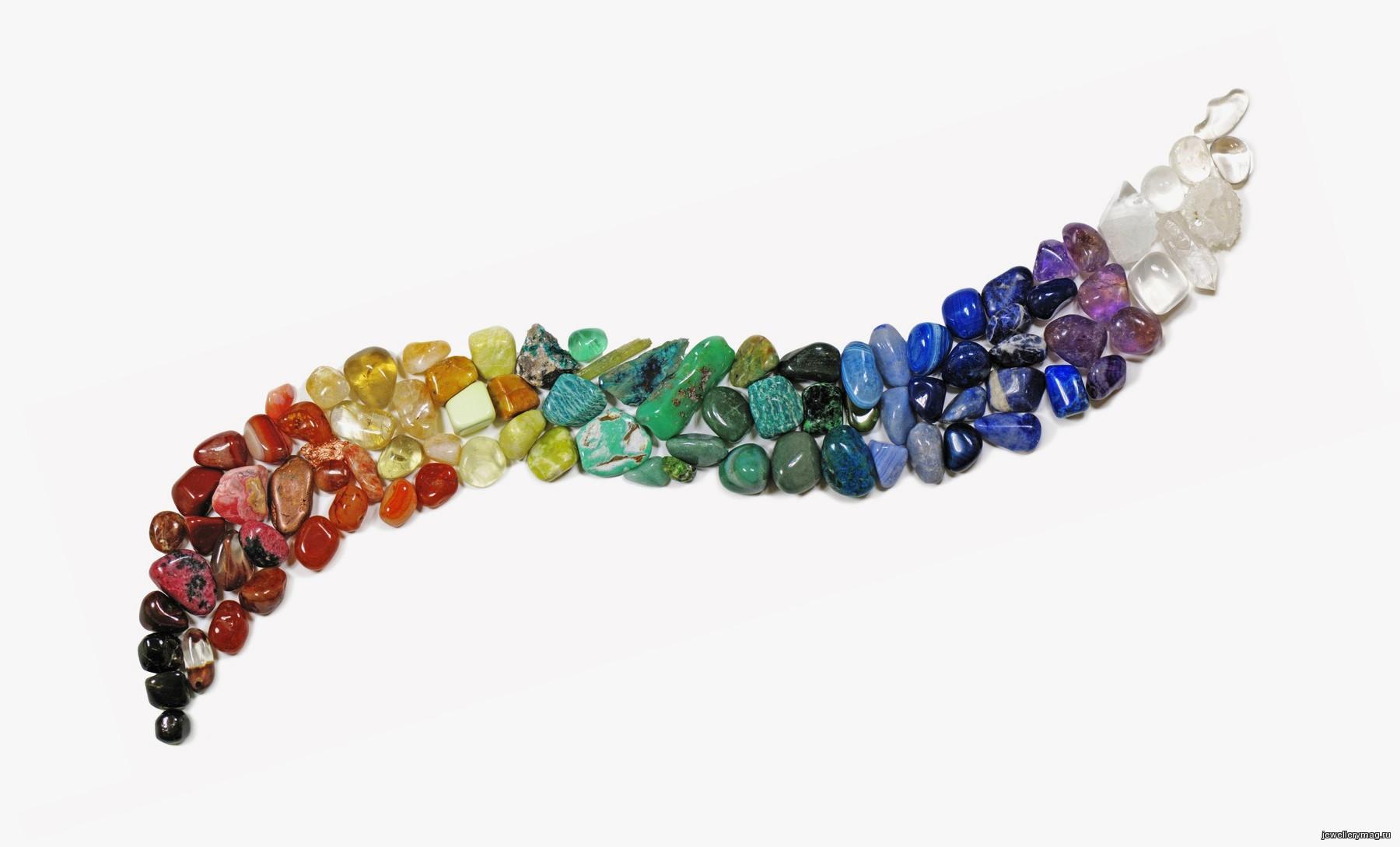камни и их свойства