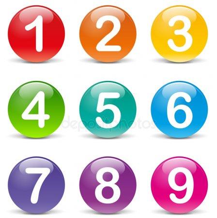 У Вас есть ваше любимое число? Узнайте прямо сейчас что оно обозначает !