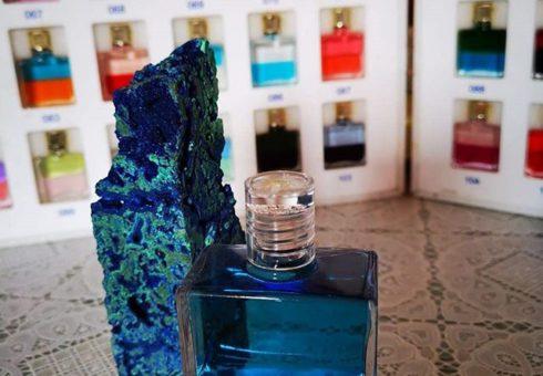 Аурасома синий