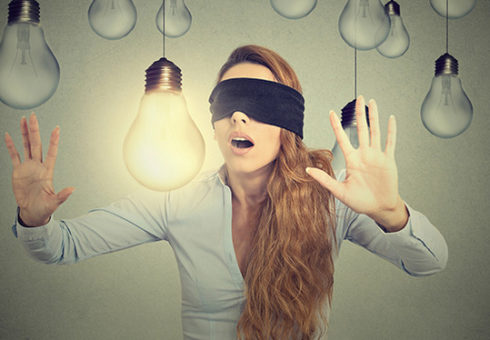 Практикум в ТЕМНОТЕ «С широко закрытыми глазами»