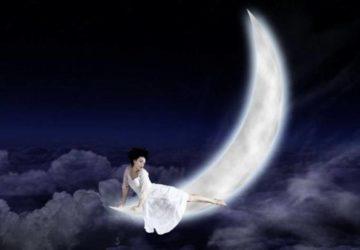 Женская Лунная Магия
