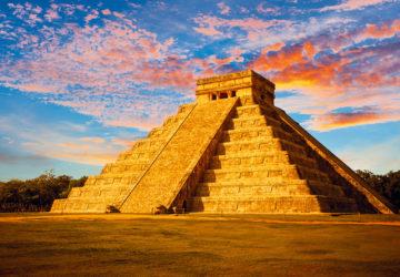 Мексика–наследие древних цивилизаций, тайна пирамид.